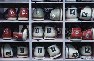 Picture of Bowling Shoes